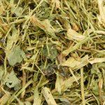 Red Clover Stems & Leaves - 100g