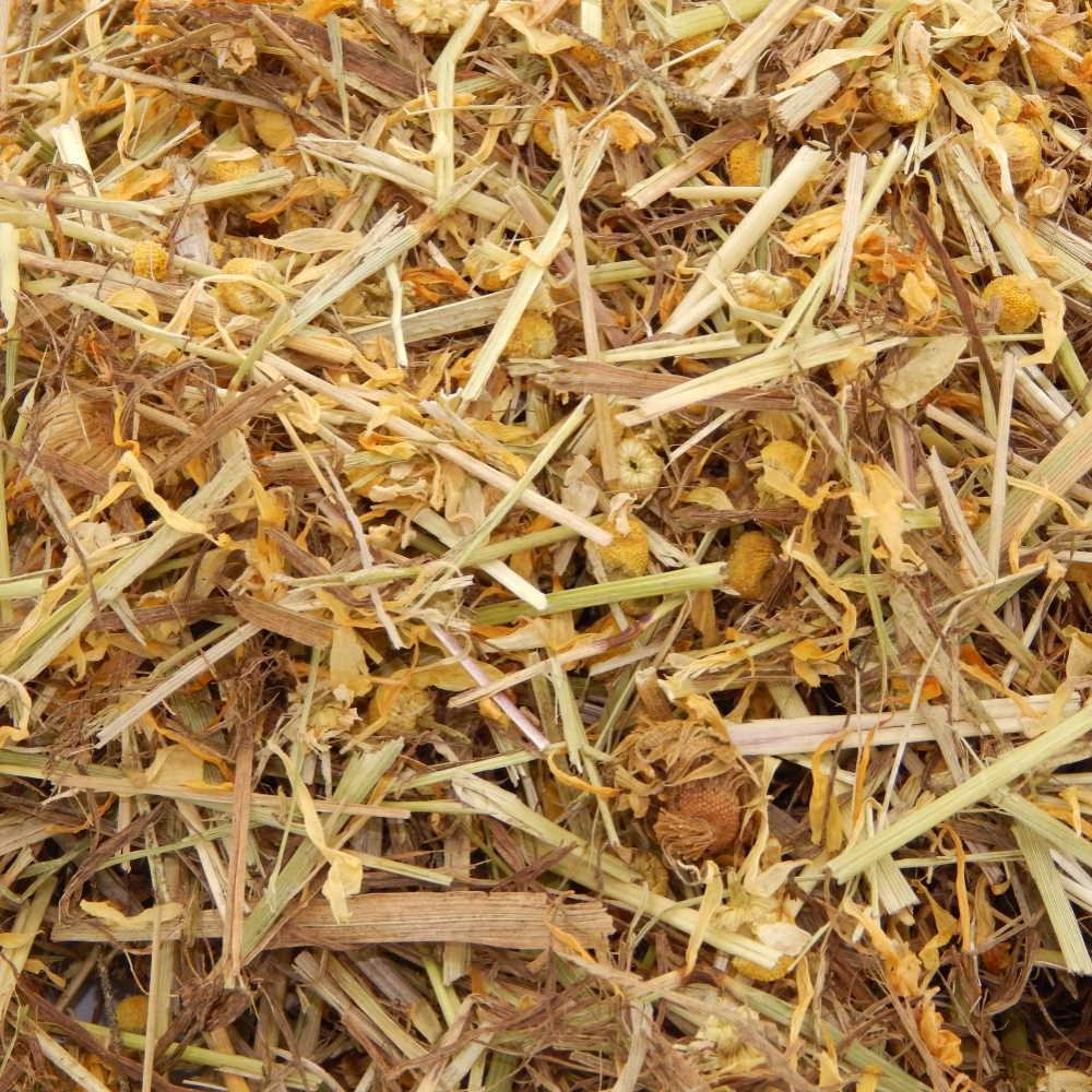 Botanical Hay - Marigold & Chamomile Flowers - 500g